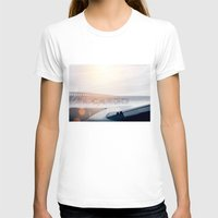 plane T-shirts featuring Cargo Plane by Anton Watts