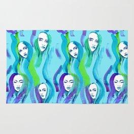Mermaids Rug