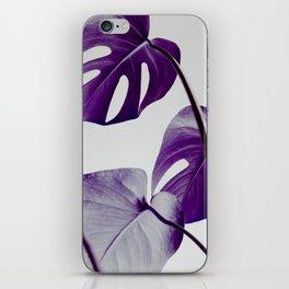 botanical vibes III iPhone Skin