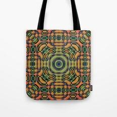 Festive Mandala Tote Bag