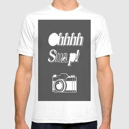 OHHHH Snap! T-shirt