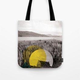 Sojourn series - Lake Tekapo Tote Bag