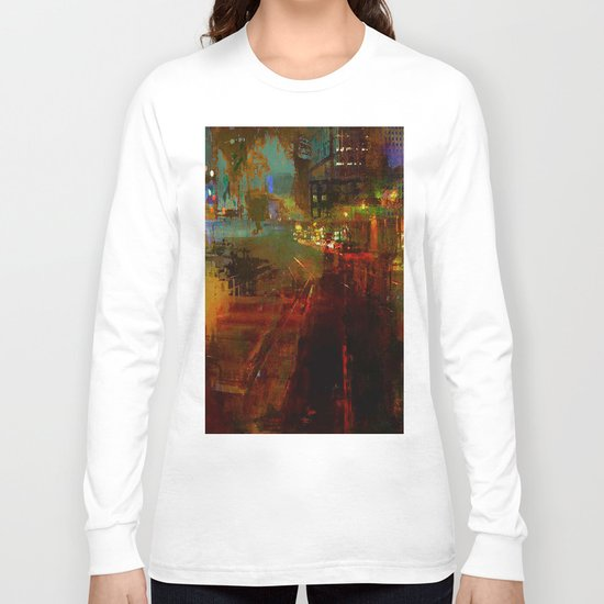 At the end of way Long Sleeve T-shirt