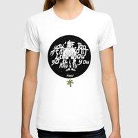 the neighbourhood T-shirts featuring The NEIGHBOURHOOD: Afraid by PINXEWUEY