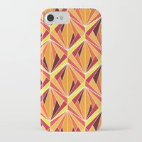 mosaic iPhone & iPod Cases featuring mosaic by kartalpaf