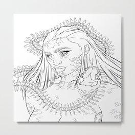 Charmer Metal Print