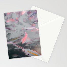 Underwater world Stationery Cards