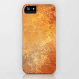 Color Abstract iPhone Case