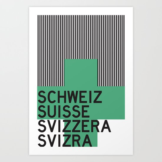 Gruezi//Twenty8 Art Print