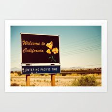 Welcome to CA Art Print