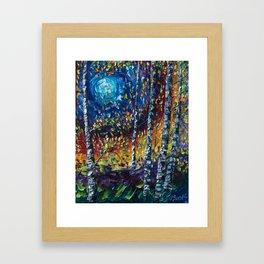 Moonlight Sonata Framed Art Print
