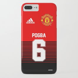 Pogba - Manchester United Home 2018/19 iPhone Case