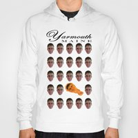 maine Hoodies featuring Yarmouth, MAINE by Devin Sullivan