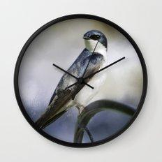Tree Swallowtail Wall Clock
