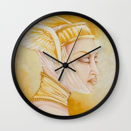 The Seraphim Wall Clock