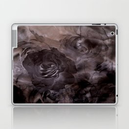 Shadows of Roses & Clouds Laptop & iPad Skin