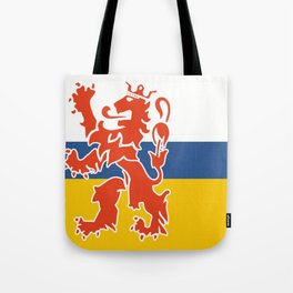 Flag of Dutch Limburg Tote Bag