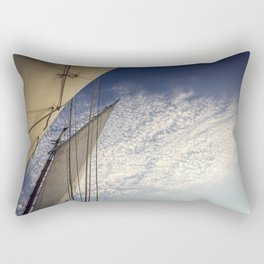 Sailing Fun Rectangular Pillow