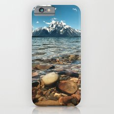 Crystal Clear Jackson Lake in Grand Teton iPhone 6s Slim Case