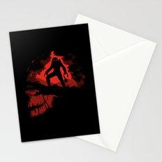 Jungle Hunter Stationery Cards