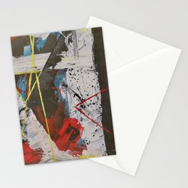 Color Map Stationery Cards