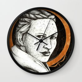 Ladies of Dragon Age: Scout Harding Wall Clock