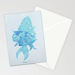Ornamental Stationery Cards