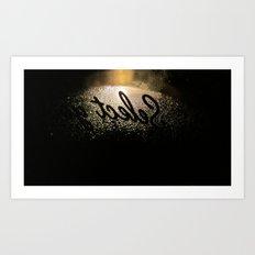Select... Art Print