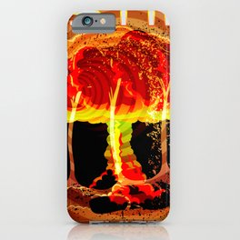 Justify Your Existence iPhone Case