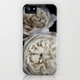 Petticoat Roses iPhone Case