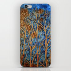 Trees of gold  iPhone & iPod Skin