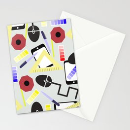 Tools of Design Stationery Cards