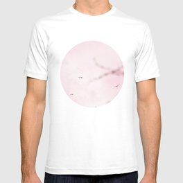 Pastel Winter Sky  T-shirt