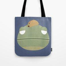 Taco Lizard Tote Bag