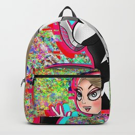 Cute Spider-Gwen Backpack