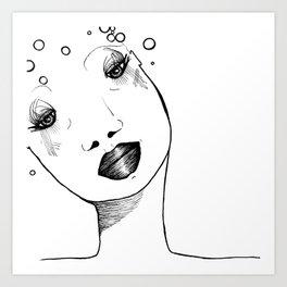 You Cannot Take My Joy GRRL Art Print
