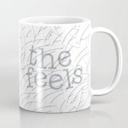 the feels Coffee Mug