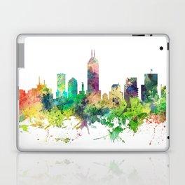 Indiana, Indianapolis Skyline SP Laptop & iPad Skin