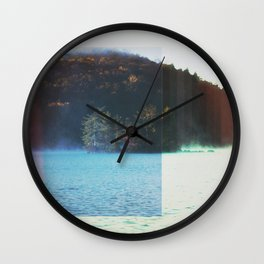 Fractions A78 Wall Clock