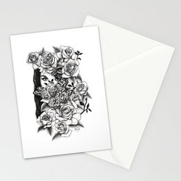 In Memoriam Stationery Cards