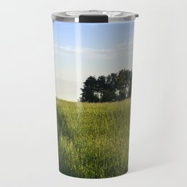 field with cereals Travel Mug