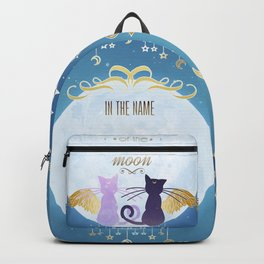 In the name of the moon Backpack