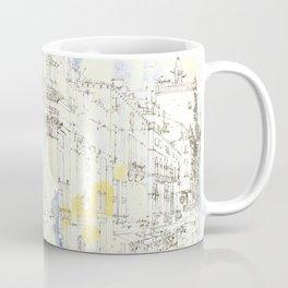 Nothing,my dear, endures Coffee Mug