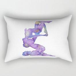 AcroYoga Nebula Rectangular Pillow