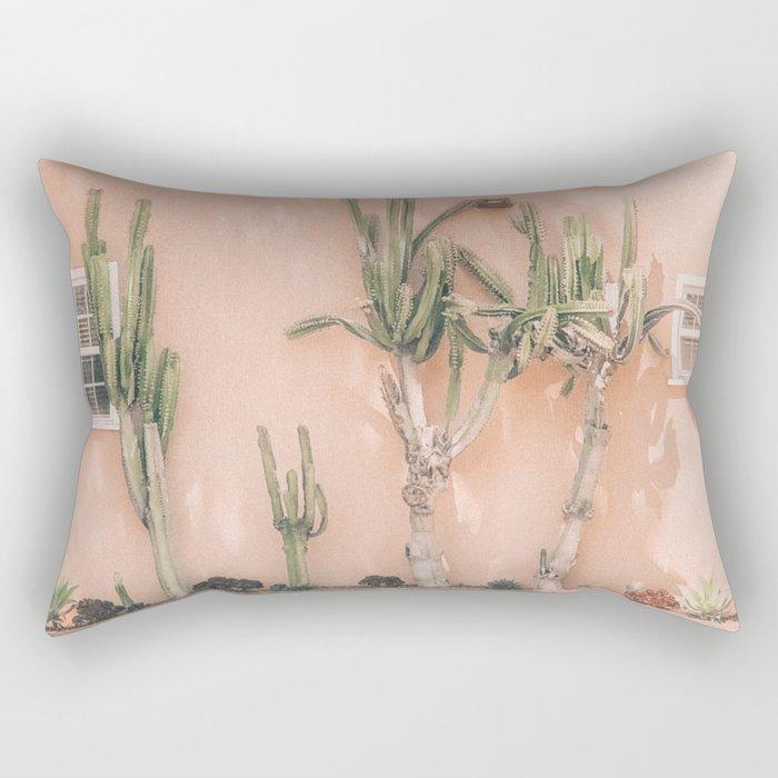 Vintage Los Angeles Rectangular Pillow