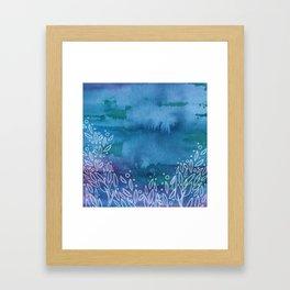 Cultivate Hope Framed Art Print