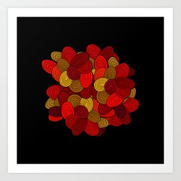 """Color Skein"" Art Print"
