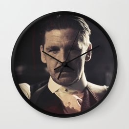 Peaky Blinders, Paul Anderson is Arthur Shelby, Cillian Murphy is Thomas Shelby, Tom Hardy Wall Clock