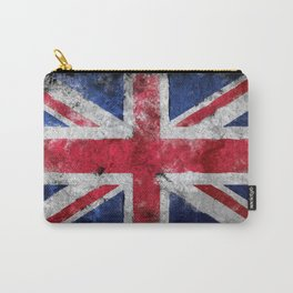 United Kingdom Vintage flag Carry-All Pouch
