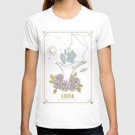 Libra Zodiac Series T-shirt